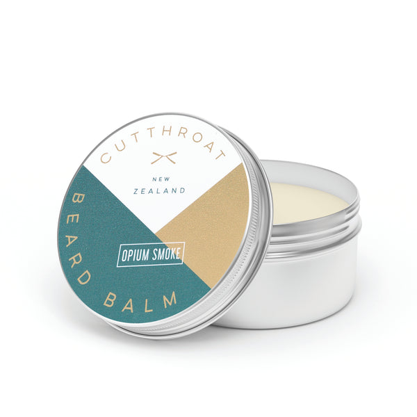 Cutthroat NZ Beard Balm - Opium Smoke