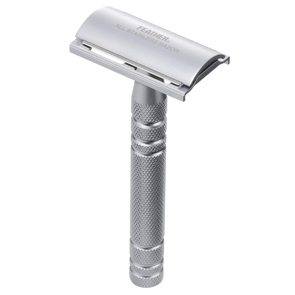 Feather AS-D2 All Stainless Safety Razor