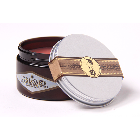 JS Sloane Heavyweight Brilliantine Pomade