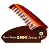 Kent 87T Folding Beard and Moustache Comb
