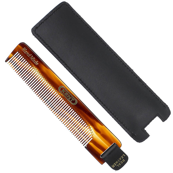 Kent NU22 Comb in Leather Case