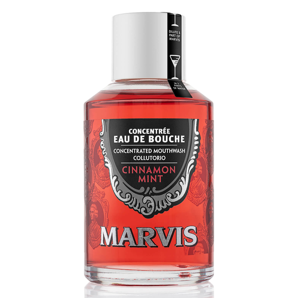 Marvis Cinnamon Mint Concentrated Mouthwash