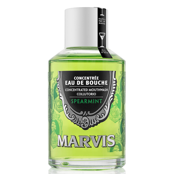Marvis Spearmint Concentrated Mouthwash