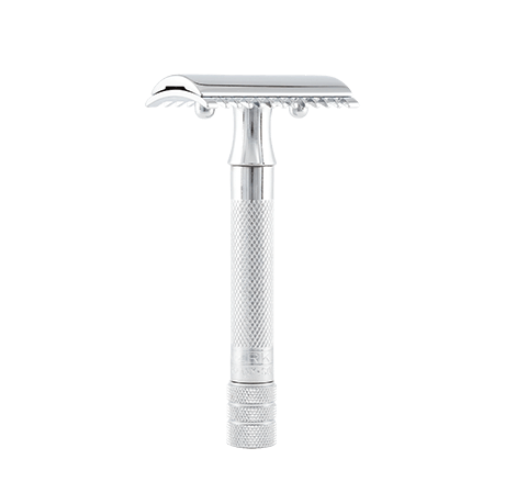 Merkur 15C Open Comb Safety Razor