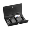Merkur Travel Razor Set in Leather Case