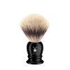 Muhle 31K256 Synthetic Silvertip Shaving Brush - Black