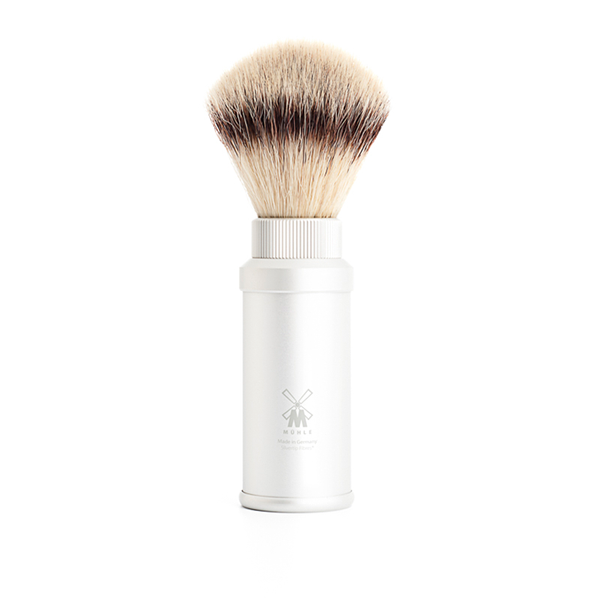 Muhle 31M530 Silvertip Fibre Travel Shaving Brush