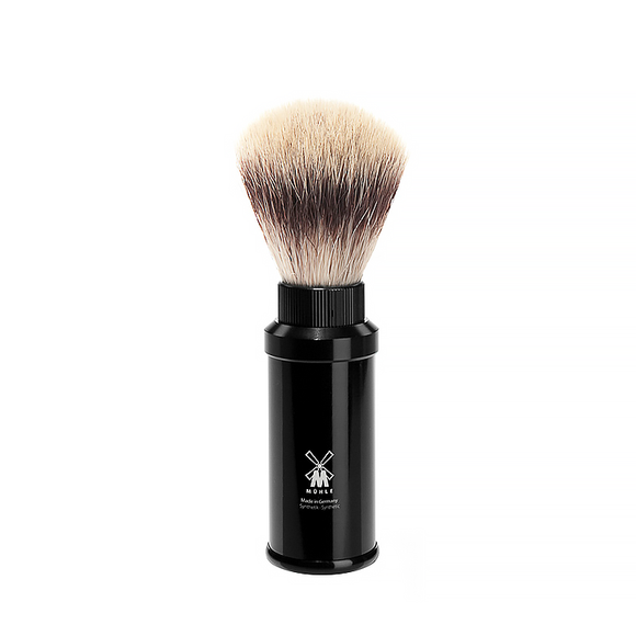 Muhle 31M536 Silvertip Fibre Travel Shaving Brush