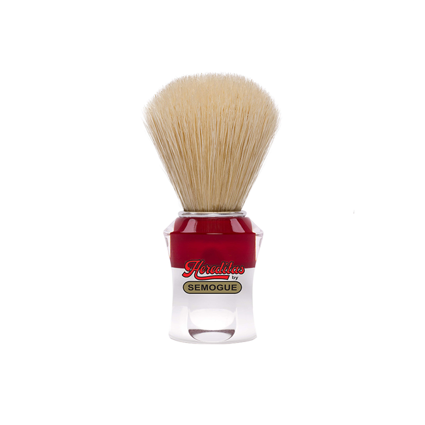 Semogue 610 Boar Shaving Brush Red