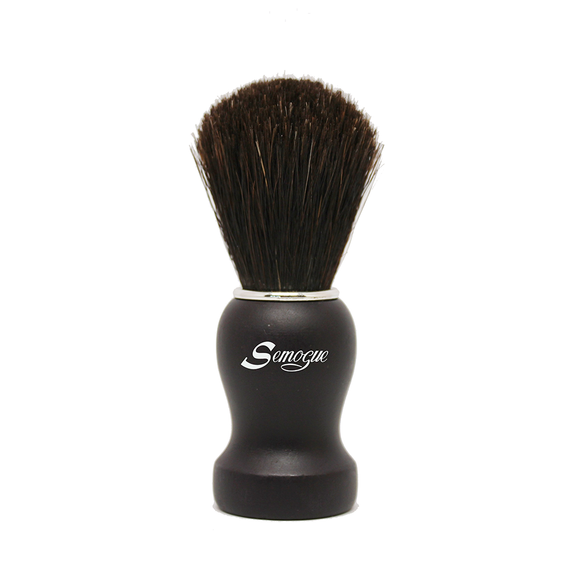 Semogue C3 Pharos Horse Hair Shaving Brush Black