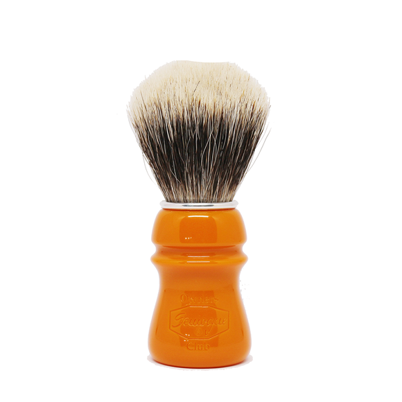 Semogue SOC C5 Finest Badger Shaving Brush Butterscotch
