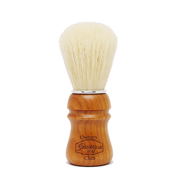 Semogue SOC Cherrywood Boar Shaving Brush