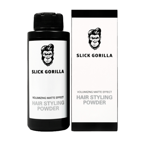 Slick Gorilla Volumising Matte Styling Powder