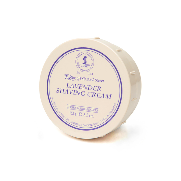 Taylors Lavender Shaving Cream Bowl