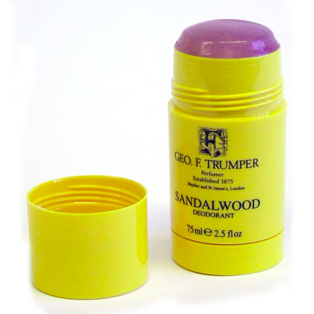 Trumpers Sandalwood Deodorant Stick