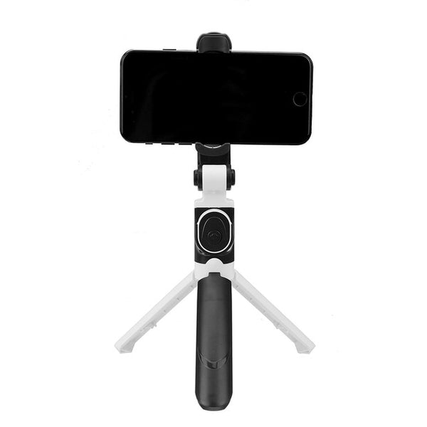Extendable Bluetooth Selfie Stick Remote Shutter Handheld Tripod Live Streaming Monopod For Iphone X 8 7 6 For Samsung Xiaomi