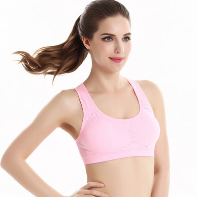 Seamless Vital Sports Bra