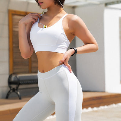Triangle Sports Bra