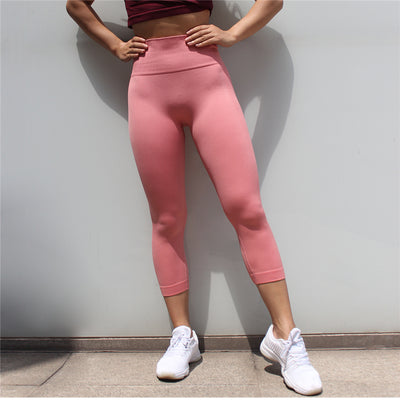 Cropped Flex Leggings
