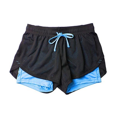 Breathable Spandex Shorts