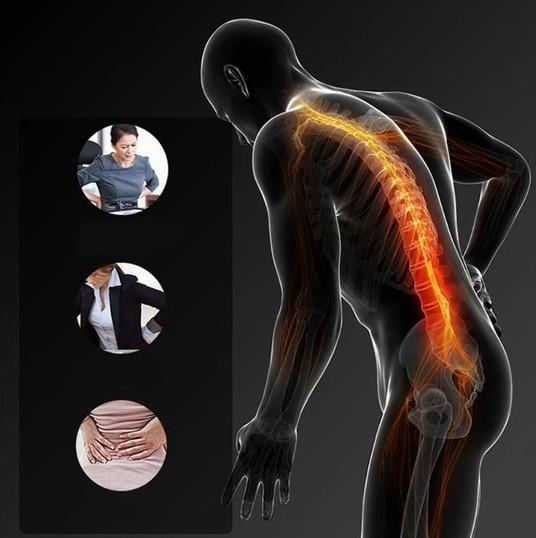 Stretcher - Lumbar Back, Spinal and Sciatica Pain Relief