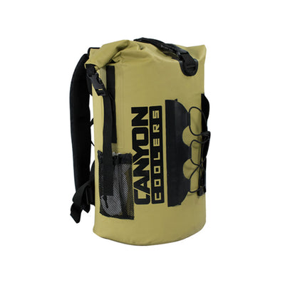 backpack cooler green