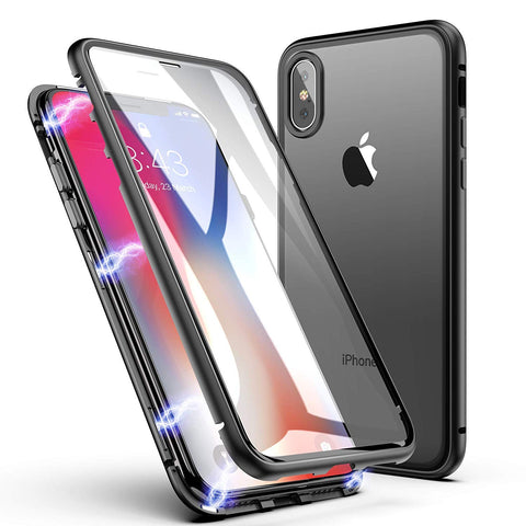 Case 360° para iPhone XS MAX - Magnetic Ultra Resistencia 100%