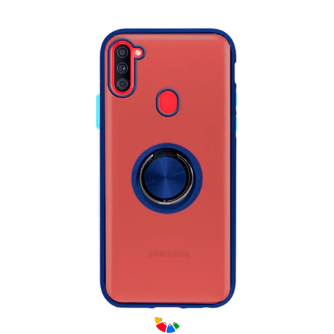 Funda Case para Huawei Y8s New Peach Ring Antishock Azul