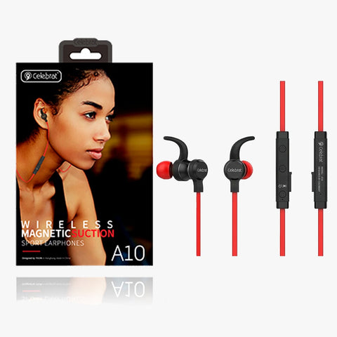 Audifonos Bluetooth Sport Celebrat A10 - Wirelless Earphones