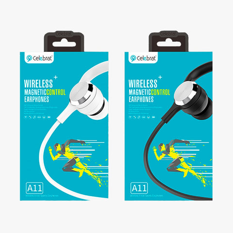 Audifonos Bluetooth Sport Celebrat A11 - Wirelless Earphones