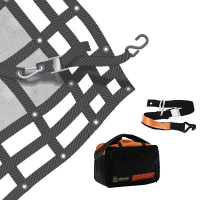 GLADIATOR CARGO NET - LARGE - 3000 x 2610mm
