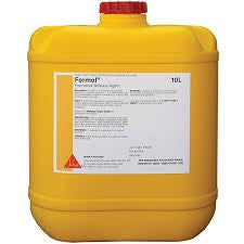 Sika Formol 10 Litre (Form Release Agent)