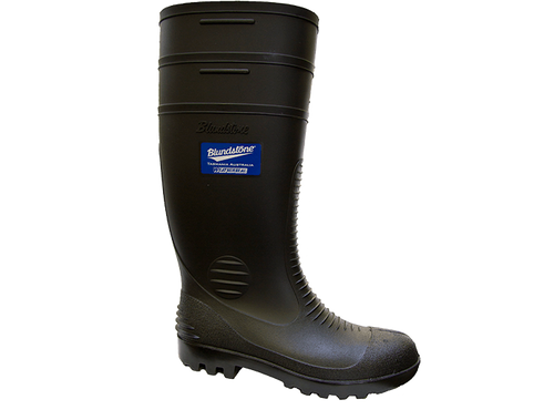 Blundstone Weather Seal Gumboots. Size 8
