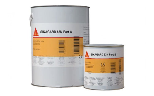 Sikagard 63N 10kg Kit Mid Grey