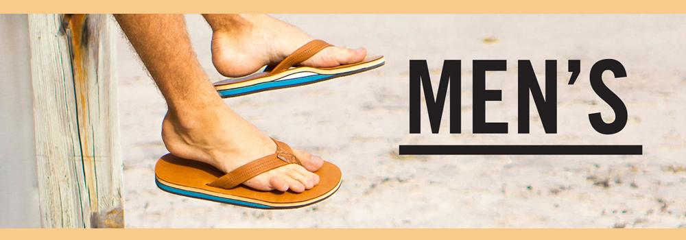 Rainbow Men's Sandals | Nauset Surf Shop
