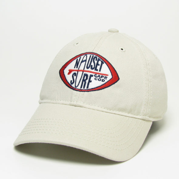 Patch Logo Womens Relaxed Twill Hat