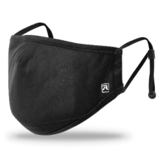 Richardson Face Mask- All Black SM/MD