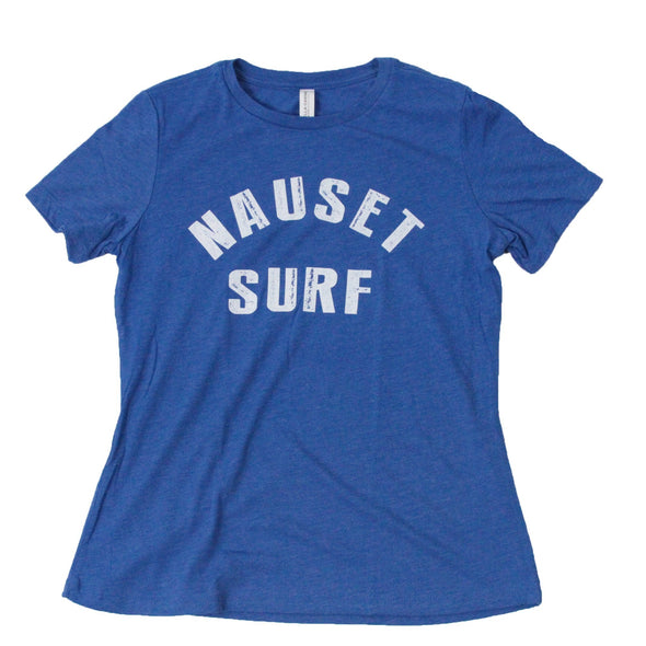 Aloha Logo Women's Relaxed Triblend Tee - Nauset Surf Shop