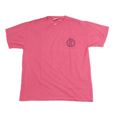 Beaches Logo Garment Dyed Pocket T-Shirt - Nauset Surf Shop