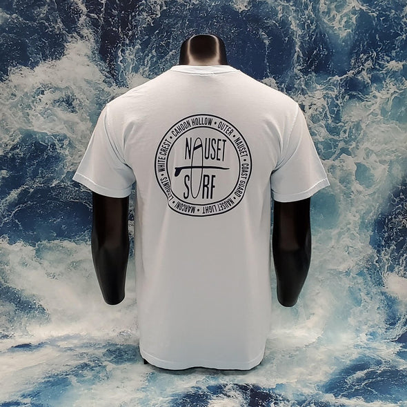 Beaches Logo MSS COMFTCOLORS - Nauset Surf Shop