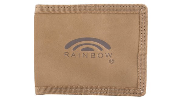 Bi-fold Wallet w/Jacquard Webbing around the sides - Nauset Surf Shop