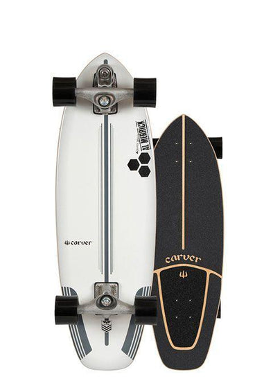 "Carver 30.75"" CI Flyer Surfskate Complete- C7 Trucks - Nauset Surf Shop"