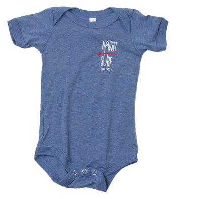 Classic Logo Baby Onsie - Nauset Surf Shop