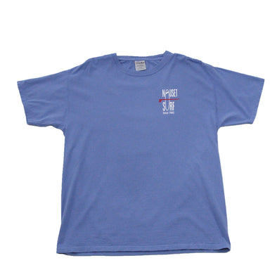 Classic Logo Garment Dyed T-Shirt - Nauset Surf Shop