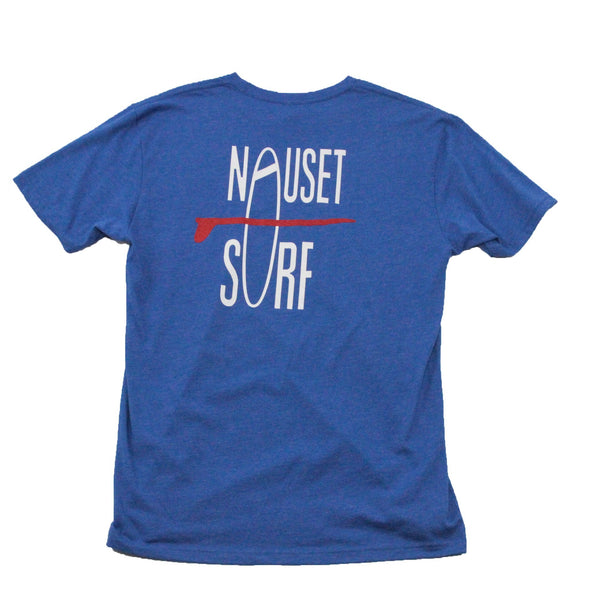 Classic Logo Men's Short Sleeve Crew - Nauset Surf Shop