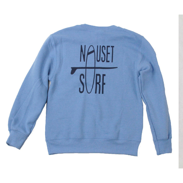 Classic Logo One Color Kids Crew - Nauset Surf Shop