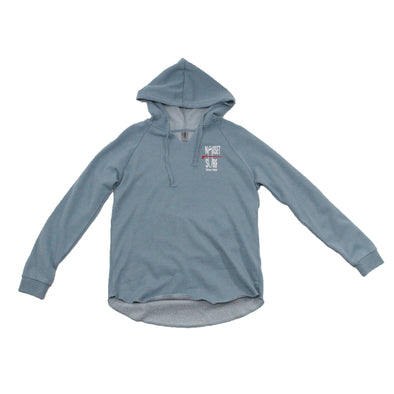 Classic Logo Women's Lightweight Hooded Sweatshirt - Nauset Surf Shop