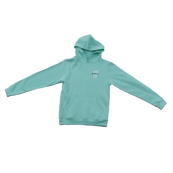Classic Logo Youth Midweight Hooded Sweatshirt - Nauset Surf Shop