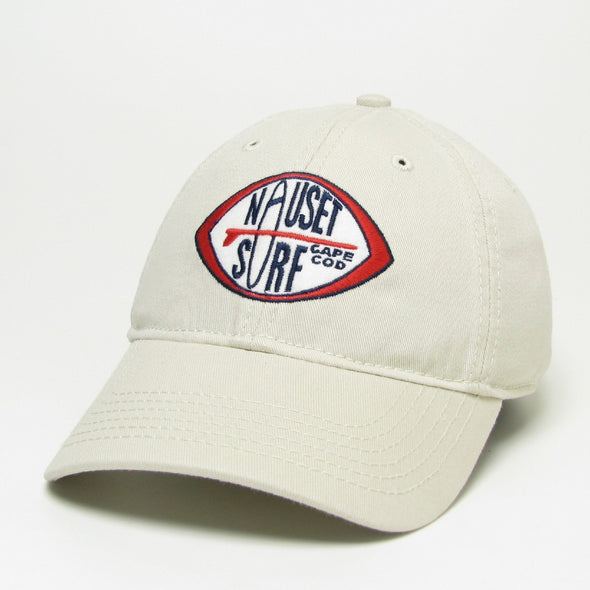 Mens Patch Logo Relaxed Twill Hats - Nauset Surf Shop