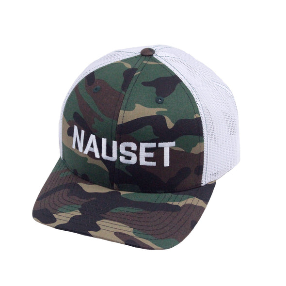 NAUSET Mid Pro Trucker Hat - Nauset Surf Shop